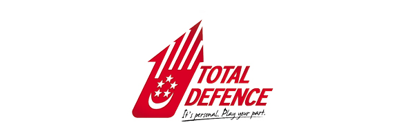 April Calendar Singapore : National education events total defence day